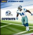 Rare NFL Series 3 RePlays Demarcus Ware Dallas Cowboys Action Figure