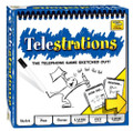 Telestrations The Telephone Game Sketched Out! Party Board Game