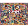 Comedy 1000 Piece Jigsaw Puzzle