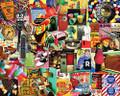 RETRO RETRO RETRO 1000 Piece Jigsaw Puzzle