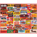 Candy Wrappers 1000 Piece Jigsaw Puzzle