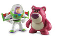 Disney Pixar Toy Story 3 Action Links Buddy 2 Pack Hero Buzz Lightyear and Lotso