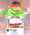 Bleacher Creatures Wally The Green Monster Boston Redsox MLB Mascot Plush Hand Puppet Doll