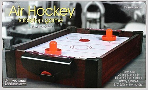 Air Hockey Tabletop Game Premier Edition