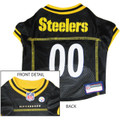 Pittsburgh Steelers NFL Dog Football Jersey Medium