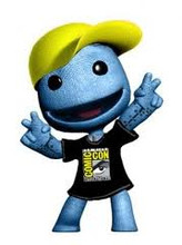 Little Big Planet Sackboy Blue