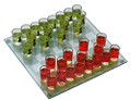 Shot Glass CHESS Party Drinking Game Set
