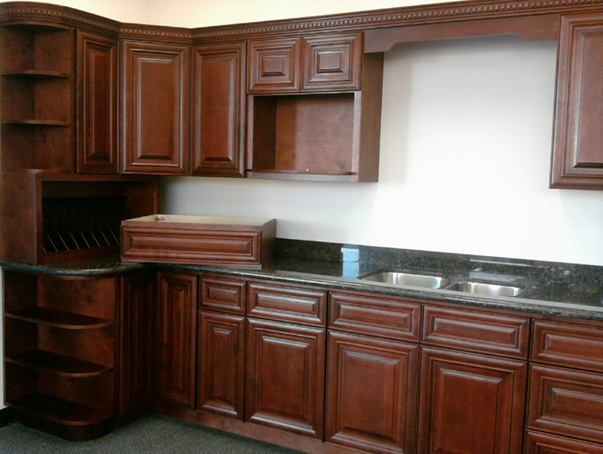 mahogany maple kitchen cabinet construction - Mahogany Kitchen Cabinets