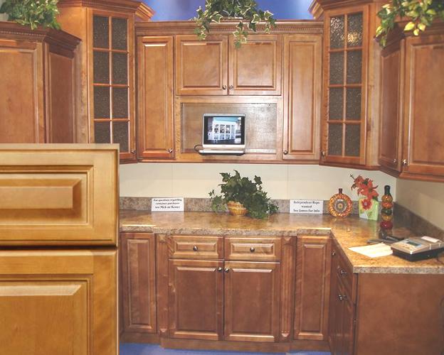 Kitchen Cabinets Spice Maple Craftsmen Network