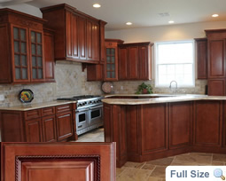 Kitchen Cabinets Sienna Rope Craftsmen Network