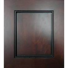 Chocolate Maple Door