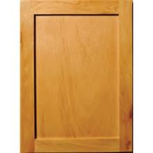 Oak Shaker Door