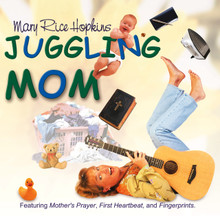 Product Description  Great gift for moms and grandmothers on Mother's Day! Songs for ALL moms. This album belongs at every women's retreat and in every mom's car. Songs widely used at baby dedications, grade-school graduations, teacher appreciations, etc. Little girls love it too. (Instrumental Accompaniment CDs are made on a per order basis and do not come with lyrics or CD printed cover, just CD jewel case. Instrumental with some BG vocals.) (Stereo CD.)  Songs Include:  Juggling Mom, Raising Cain, Piddily Things, Miracle of Life, Feed My Lambs, Mother's Prayer, No Greater Joy, Streets of Gold, First Heartbeat, Hugs Are Free, For All the Children, Fingerprints, Growing Up, and If I Could Give You.  Sheet music is available.  If you are in need of one song emailed, call 818-790-5805 to place your order.  You can choose to receive a hard file or PDF file for your computer.