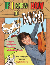If I Knew How to Moo curriculum has been totally revised and is now downloadable!   The lessons engage children ages 4-7 in activities which build character qualities in their lives: acceptance, respect, creativity, caring, compassion, attentiveness, friendliness, kindness, helpfulness, cooperation, determination, confidence, capable, cheerfulness, active. The curriculum includes easy-to-follow lesson formats, creative ideas, options for enriching activities and fun animal songs.  Each lesson has a welcoming opener, song, circle time learning, movement, creative arts ideas, extended activities and piano accompaniment music. If I Knew How to Moo curriculum provides the teacher with meaningful learning experience resources and eliminates time-consuming lesson planning. These lessons are downloadable, and once the curriculum is purchased a link will be provided to download the lessons to save to your computer for printing.  If you do not already have If I Knew How to Moo CD which goes with the lessons, you can order here.