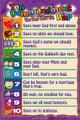 10 Commandments Rap (Poster)
