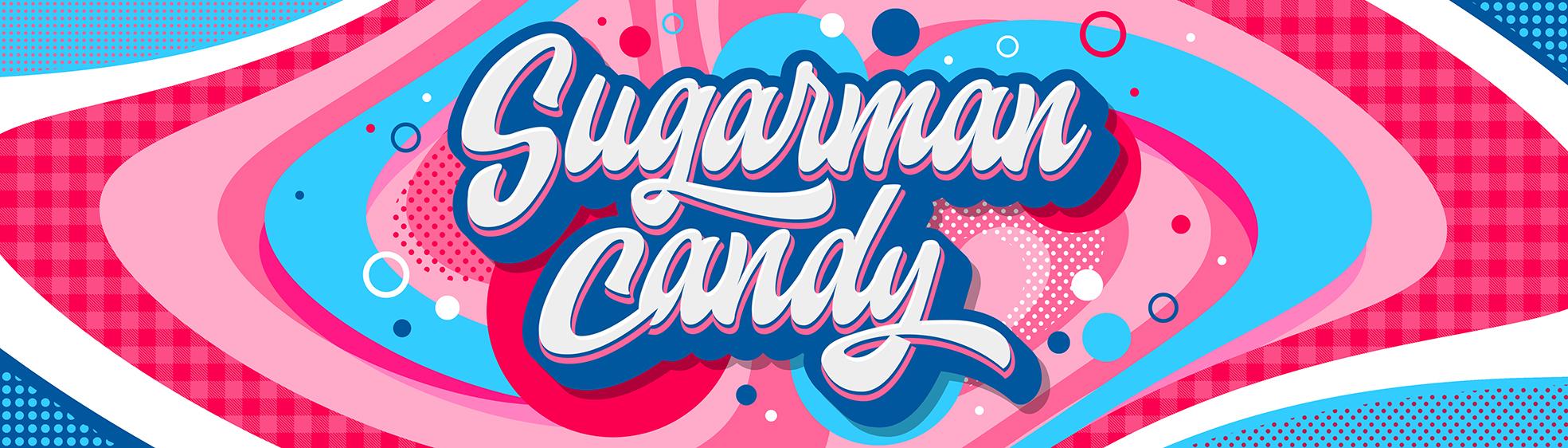 Sugarman Candy's logo