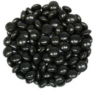 Chocolate Gems Black 15 LBS CASE