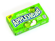 Appleheads Candy 1 box 24 units