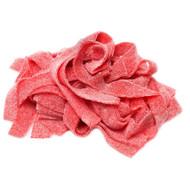 Sour Power Belts Pink Strawberry 1.5 LBS/JAR
