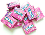 Nerds Mini Boxes Pink 60 Count