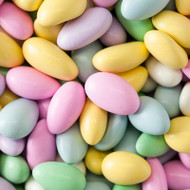 Jordan Almonds 2.5 lbs Assorted