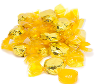 Hillside Hard Candy Yellow Lemon Flavor 2.5 Lbs