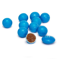 Sixlets Blue 12 LBS CASE/ Candy Coated Chocolate