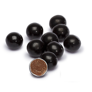 Sixlets Black 12 LBS CASE/ Candy Coated Chocolate