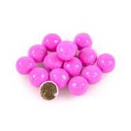 Sixlets Hot Pink 12 LBS CASE/ Candy Coated Chocolate