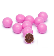 Sixlets Light Pink 12 LBS CASE/Candy Coated Chocolate