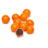 Sixlets Orange 2 Pound Candy Coated Chocolate