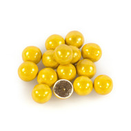 Sixlets Shimmer Yellow 2 Pound /Candy Coated Chocolate