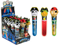 Kidsmania Pirate Flash Pop 12 Pack Case