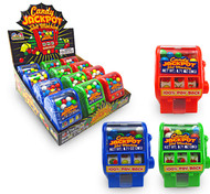 Kidsmania Candy Jackpot Slot Machine 12 Pack Case