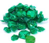 Hillside Hard Candy Green Lime Flavor 15 LBS CASE