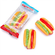E.Frutti Gummi Hot Dog 8 pack Case