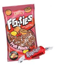 Tootsie Frooties Fruit Punch 12 Bag Case