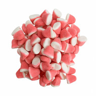 Gummi Drops Pink Strawberry  26.4 LBS CASE
