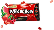 Mike and Ike Red Rageous 16 pack Case