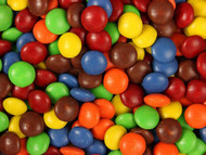 Chocolate Gems Assorted 30 LBS. CASE