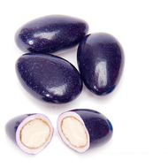 Jordan Almonds Dark Blue 5 LBS