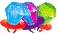 Ring Pops 10 ct Assorted Flavors