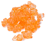 Rock Candy Orange on String 5 Lbs