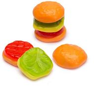 E.Frutti Mini Burgers 1 pack 60 Count
