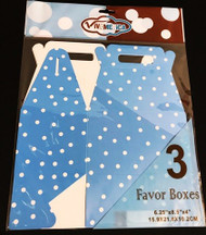 Medium Favor Boxes 3 ct.