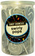 Swirly Lollipops Silver 24 Pops