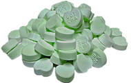 Ferrara Sassy Conversation Hearts Lime Green 2.5 lbs