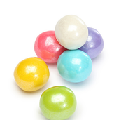 Gumballs Shimmer Spring Mix 12 Pounds CASE