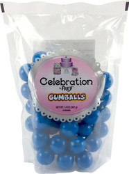 Gumballs Blue 6 x 14 oz bags CASE