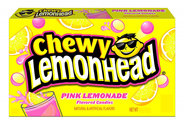 Ferrara Chewy Lemonhead Pink Lemonade 12 Pack CASE